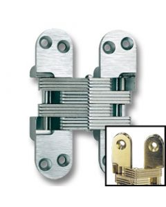 SOSS© alloy steel invisible hinge