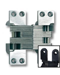 SOSS© alloy steel invisible hinge normal