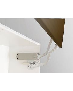 Vertical Swing Lift-up Mechanism for doors 6.2-8.4 lbs in weight