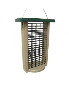 RECYCLED DOUBLE CAKE SUET FEEDER 2