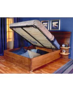 Storage Bed Lift Kit, Double Bed, End Opening