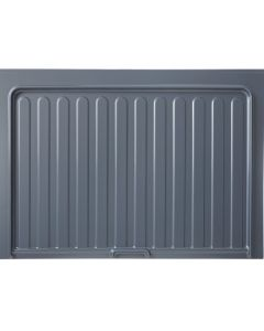 "Kitchen Drip Tray 39/42\"" , Hi Impact Polystyrene, Silver"