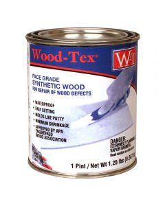Wood Putty 1 pint Cherry/Dark Mahogony Solvent-based