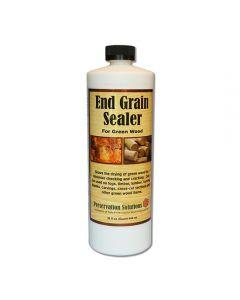quart end grain sealer