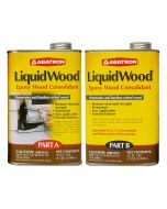 LiquidWood Kit, Quart size