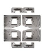 FS07 Standard Bed Frame Hardware Pack