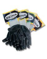 Skins Nitrile Gloves Small (Blue)