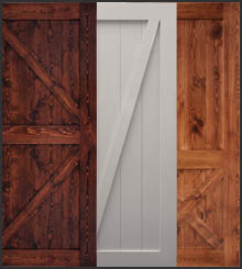 Purchase a Pre-Assembled Barn Door